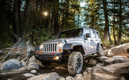 Jeep создала новую модификацию Wrangler