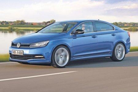 Первые данные о Volkswagen Golf CC