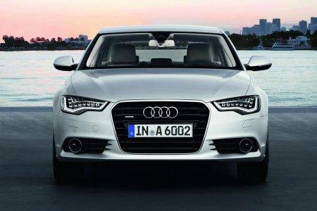 В серии Audi A6 может появиться хэтчбек