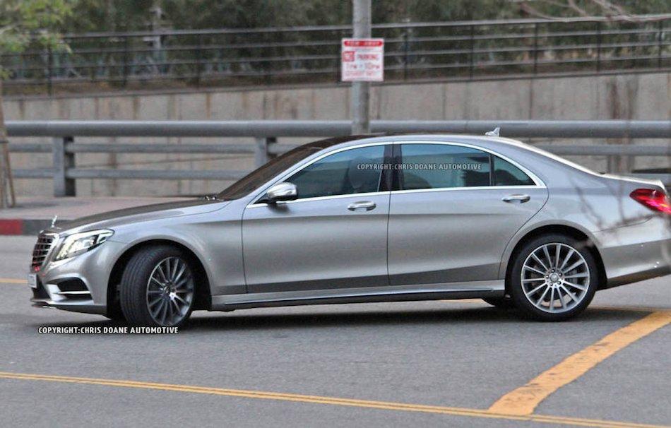 Mercedes benz s class for 2014 mercedes benz s550