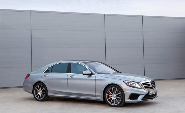 Компания Mercedes-Benz показала новый S 65 AMG » AudiPiter.ru ...